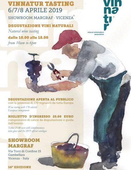 Vin Natur Tasting 6-7-8 Aprile 2019
